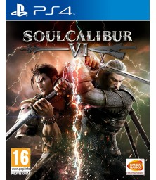 SoulCalibur VI PS4